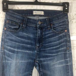 Madewell Jeans - Madewell | High Riser Skinny Jean